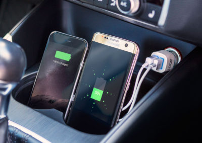Loop-rapid-car-charger-inside-car